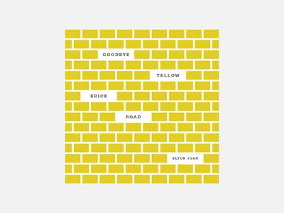 Goodbye Yellow Brick Road – Elton John