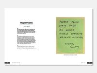 V23 Creative Magazine – Spring 2014, Spread 05