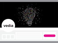 Twitter Branding – Vedia NYC