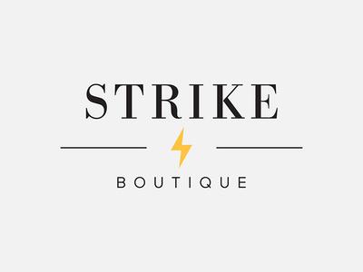 Logo – Strike Boutique