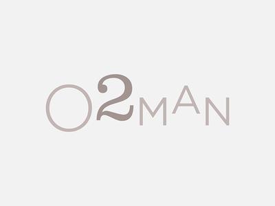 Logo – o2man fashion brand logo design brand identity branding typogaphy logo graphic design fashion brand design