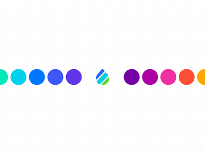 Something Colourful is coming. design logo identity colours branding