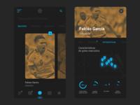 FCF // UI Design concept