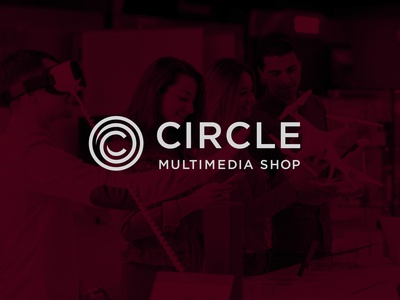 Circle-multimedia shop