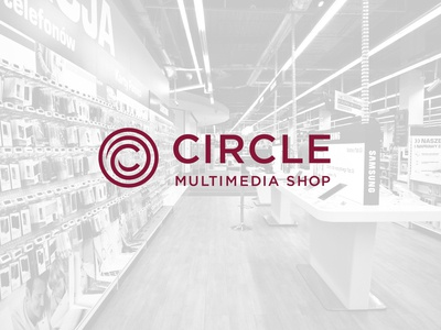 Circle-multimedia shop