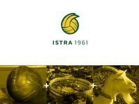 Istra 1961 football club crest