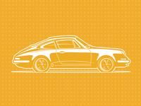 P Car Icon