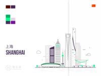 Shanghai illustration