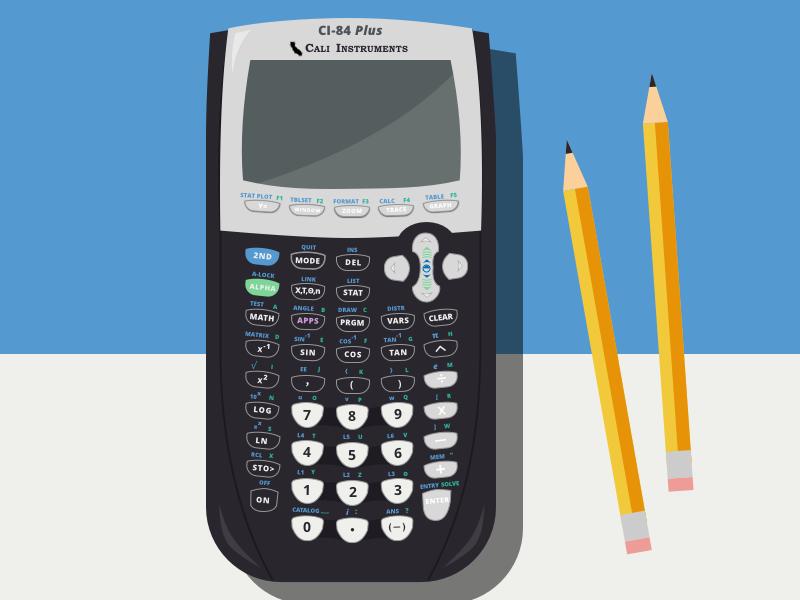Daily UI 004 - Calculator realistic pencil flat design flat calculator 004 04 4 daily ui dailyui