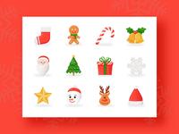 The Christmas icon