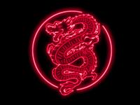 Neon Dragon