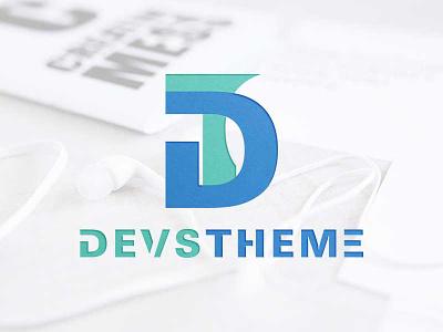 Devs Theme Logo devs theme devs logo clean logo
