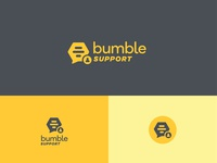 Bumble Support Branding