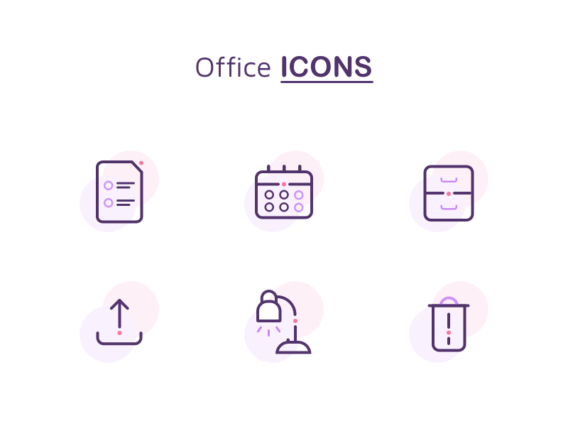 Office Icons office icons icons icons set