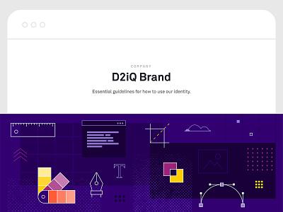 Brand Header mesosphere illustration header header image brand guidelines d2iq