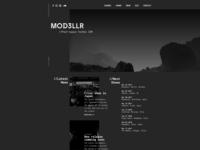 Mod3llr web layout proposal