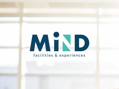 MiND FM logotipo diseño gráfico diseño de logo logotype branding design logo brand