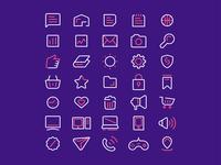 New Icon Series