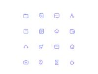 Icon Showcase