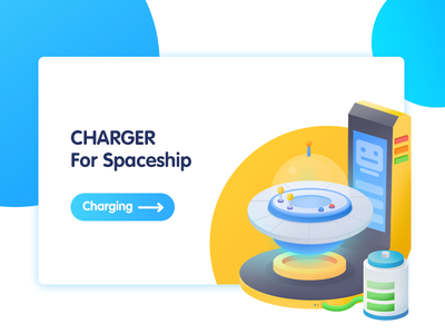 A Charger For Spaceship