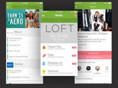 Ibotta iOS App