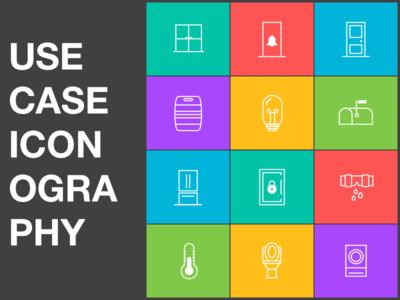 IoT Use Case Iconography