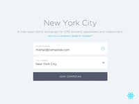 New Signup Flow