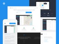 CompStak Products Landing Pages