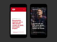 Globo Mobile