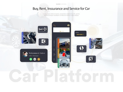 Car Insurance Mobile App - Coming Soon app android mobile iphone