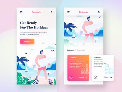 Travel Application toronto app toronto app travel app holiday