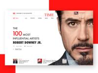 Time Website