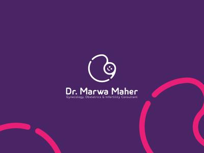 Marwa Maher Logo