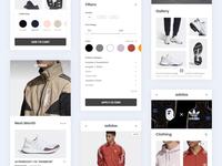 Adidas App Concept 👟