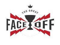 Logo: The Great Face Off