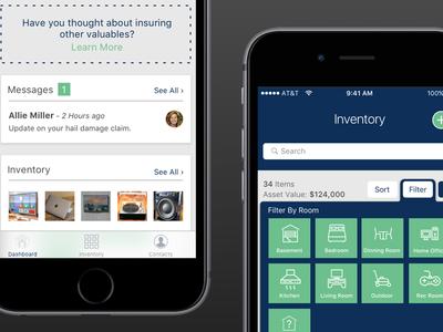 Homescape App Refresh