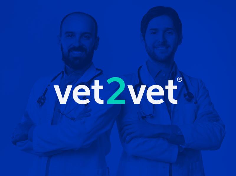 Vet2Vet - Strategy & Identity