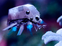 Tiny Robots #1