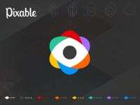 Pixable Logo Graphic