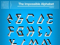 The Impossible Alphabet