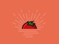 Tomato Dribbble