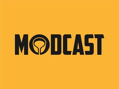 Modcast logo tarka model cast casting brand foundry logo