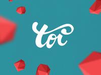 Toi Shop Rebranding