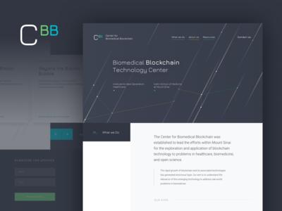 Center for Biomedical Blockchain