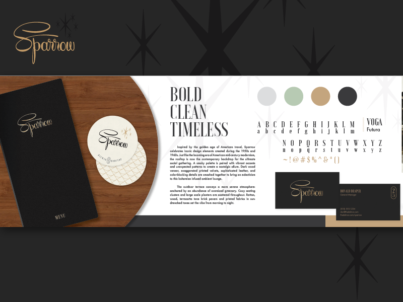 Stylescape Graphic Design: Stylescape By Kevin Coster On Dribbble