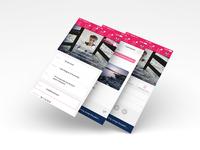 Smyler iOS App Design 2