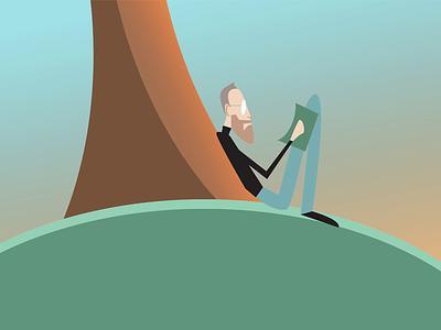 Steve Jobs illustration caricature illustration apple steve jobs