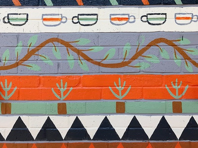 Side Yard Mural