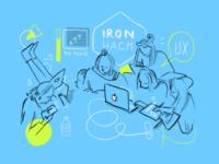 Ironhack UX challenge