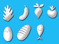 Fishy Business App Illustration - Adobe XD Winner